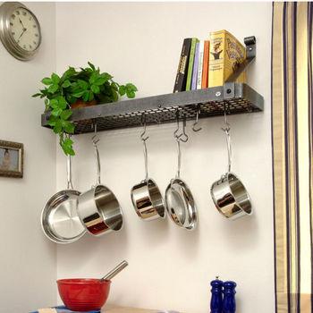 Bookshelf Pot Racks PR8A & PR8B Series