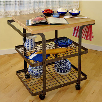 Enclume Kitchen Carts & Kitchen Islands