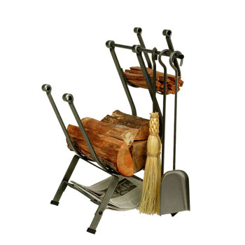 Front Loading Rack w/ 3-Piece Tool Set