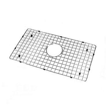 Houzer #EX-BG-7100, Wirecraft® Stainless Steel Bottom Grid in Stainless Steel, 27-1/2'' W x 17-1/7'' D