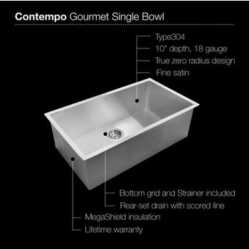 Sink Specification
