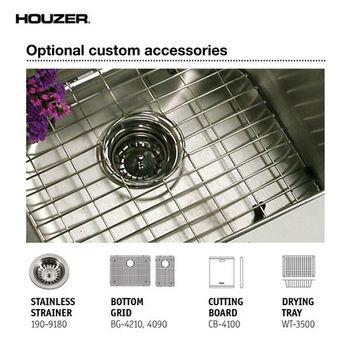 Optional Custom Accessories