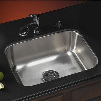Houzer - Elite Series Undermount Single Bowl Sink