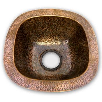Copper Top View