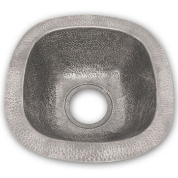 Pewter Top View