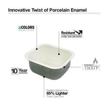 Porcelain Enamel Information