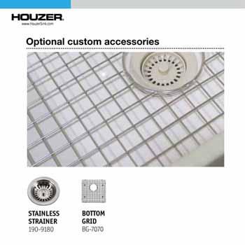 Optional Custom Accessories Info