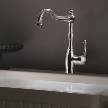 Polished Chrome Regal Traditional Faucet