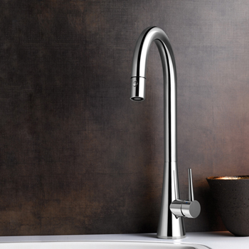 Polished Chrome Soma Pull Down Faucet