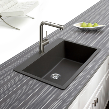Brushed Nickel Vitale Pull Out Faucet