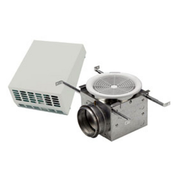 Exterior Mounted Fans
