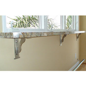 Countertop Supports Bar Shelf Brackets