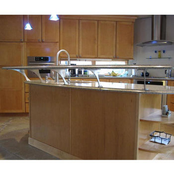 Easily Create A Floating Countertop With Federal Brace S
