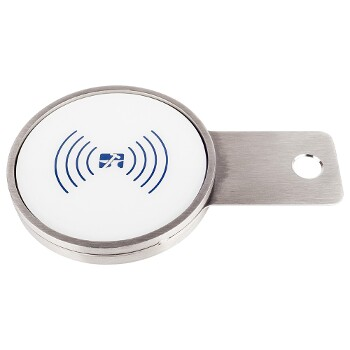 Wireless Charger w/ Stainless Steel Mount