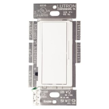 """Federal Brace Eco-Lucent LED Robust White Dimmer, 2-1/5"""" W x 1-3/4"""" D x 4-1/5"""" H"""