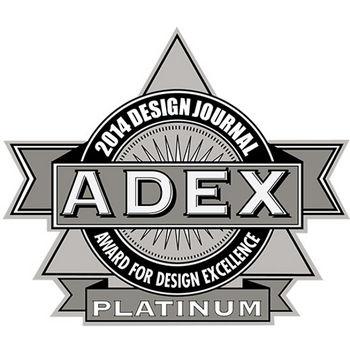 Design Journal Award for Design Excelence (2014)