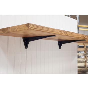 Angle View with Shelf