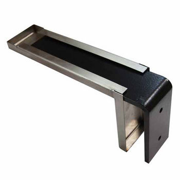Federal Brace Providence Novelle Counter Support Bracket With Decorative Stai