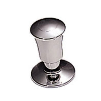 "Franke Pop-Up Strainer Basket Unit, fits 3-1/2"" waste opening, Chrome"