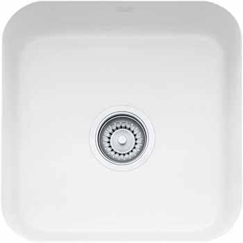 Franke Fireclay Sink