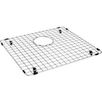 Franke Cube Stainless Steel Bottom Grid for Left Side of Double Bowl CUX160 Sink