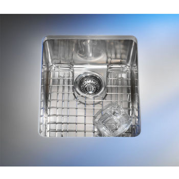 Franke Kubus Stainless Steel Single Bowl Undermount Sink
