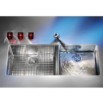 Franke Kubus Double Bowl Undermount Sink