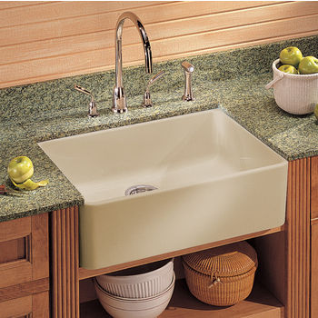 Apron Front Undermount or Drop-On Sinks