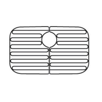 Franke Oceania Stainless Steel Reversible Shelf Grid