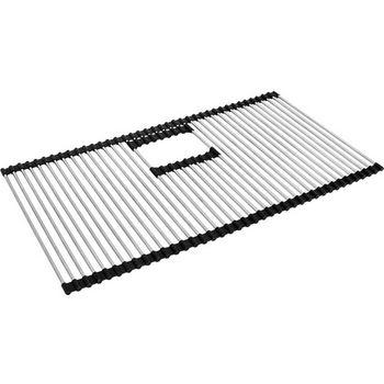 Franke Roller Mat for Bottom of PKG11031 Sink, Stainless Steel