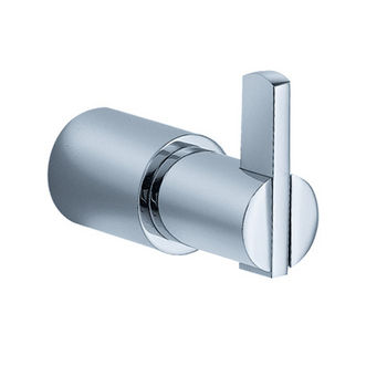"""Fresca Magnifico Wall Mounted Robe Hook in Chrome, Dimensions: 1-1/4"""" W x 3"""" D x 2-1/8"""" H"""
