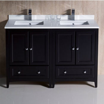 Front View  (Cabinet w/ Counter & Sink Only)