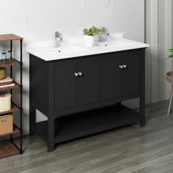 Bathroom Double Sink Vanity Set