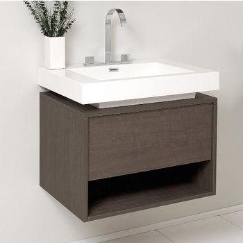 Potenza Vanity with Sink Illustration 2