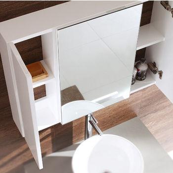 Mirror View (White)