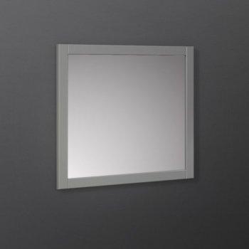"Fresca Manchester 30"" Gray Traditional Bathroom Wall Mirror, 30"" W x 1"" D x 30"" H"