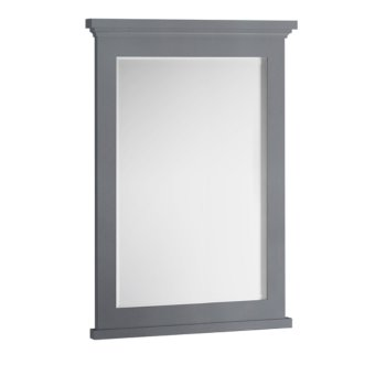 "Windsor 27"" Gray Mirror Product View"