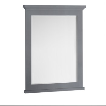 "Windsor 30"" Gray Mirror Product View"