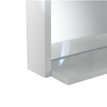 Shelf View, White 36''