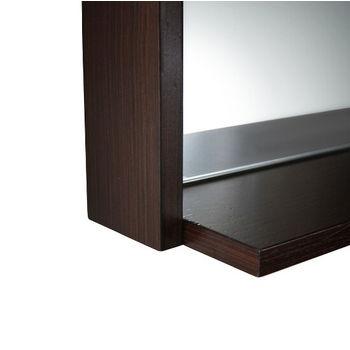 Shelf View, Wenge 40''