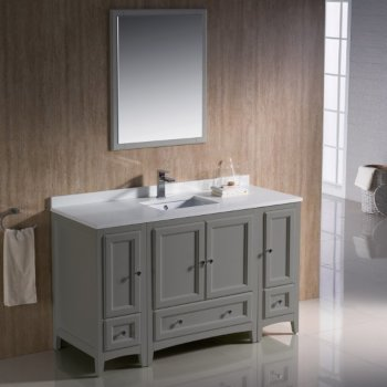 20 best bathroom quartz countertops mages on pnterest.htm oxford 54   traditional bathroom vanity set by fresca  traditional bathroom vanity set
