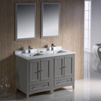 decorative bathroom hardware sets.htm oxford 48   traditional double sink bathroom vanity set by fresca  double sink bathroom vanity set