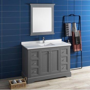 Traditional Bathroom Vanity Set