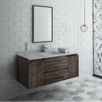20 best bathroom quartz countertops mages on pnterest.htm formosa 48    54   or 60   wide wall hung modern bathroom vanity  wall hung modern bathroom vanity