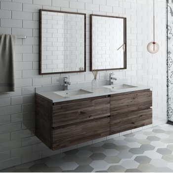20 best bathroom quartz countertops mages on pnterest.htm formosa 48    60   or 72   wide wall hung double sink modern  wall hung double sink modern