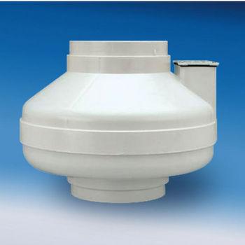 Central Ventilation System Inline Fans