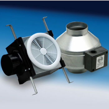 Bathroom Fans Premium Bathroom Exhaust Fans Powered By External Rotor Motorized Impeller By