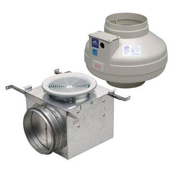 Inline Single Grille Premium Bathroom Exhaust Fans