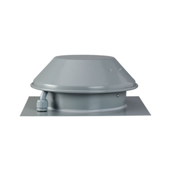 Fantech RE Series Exterior Mount Centrifugal Fan, 125 - 1008 CFM, For Roof Curb