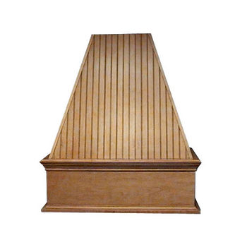 Air-Pro (Formerly Fujioh) Bead Board Wall Mount Wood Range Hood